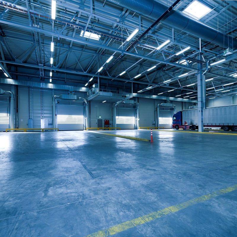 Kooner Transport Group Warehouse